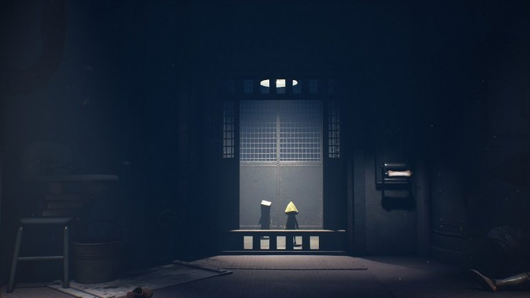 Can You Spare The Doctor In Little Nightmares II Yes you can