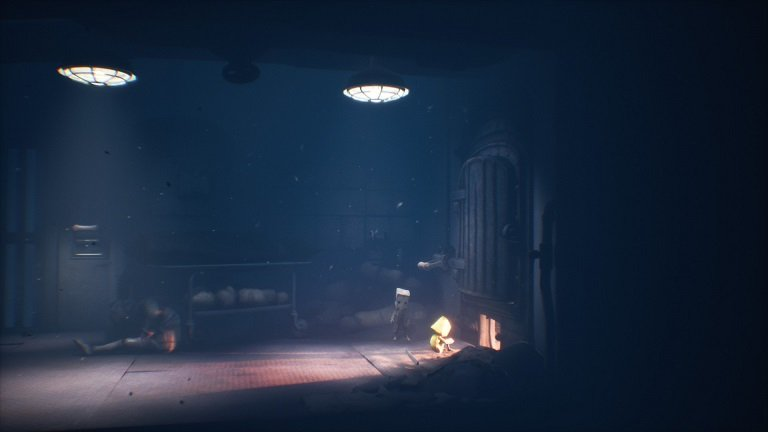 Can You Spare The Doctor In Little Nightmares II - Yes you can