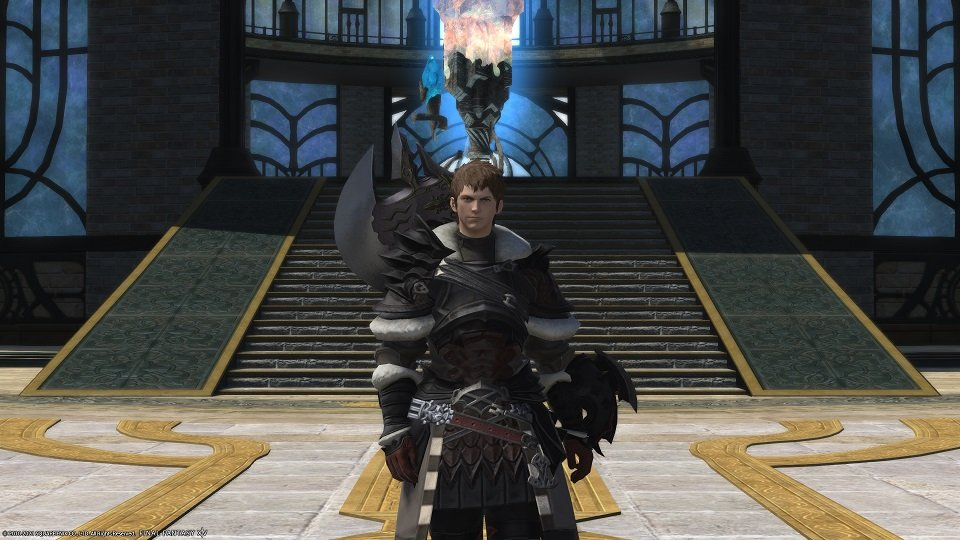 Final Fantasy XIV - Facing The Truth - Ardbert showed up out of nowhere
