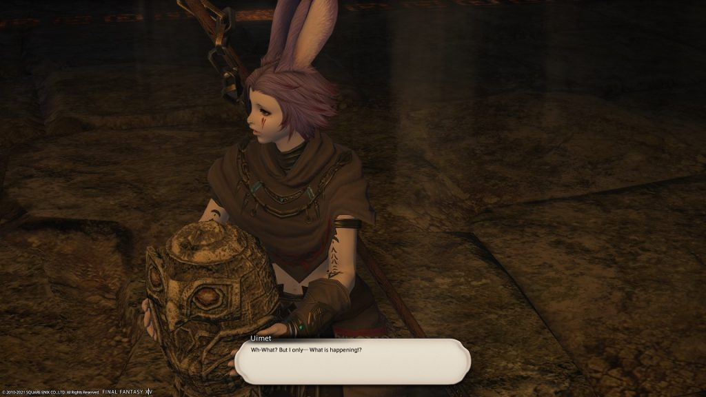 Final Fantasy XIV - Uimet - What - But I only - What is happening
