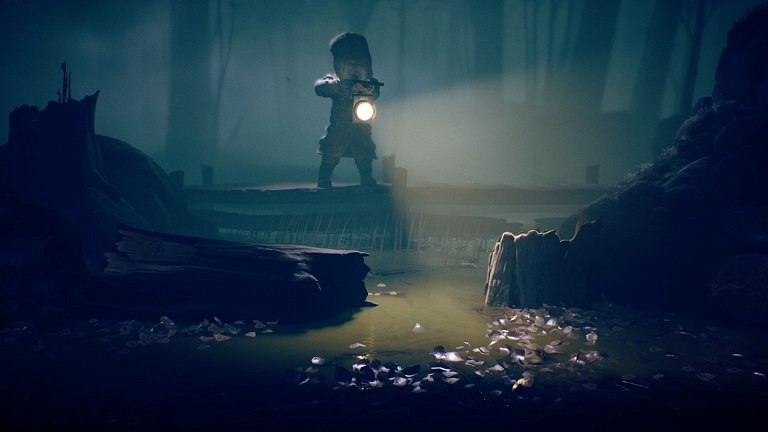 How many bosses are there in Little Nightmares 2