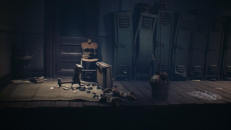 Little Nightmares 2 Game Guide - Mono comes to the rescue