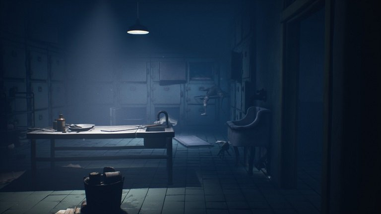 Little Nightmares 2 Game guide - Get the fuse from the morgue area