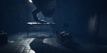 Little Nightmares 2 - Move when the doctor is not watching