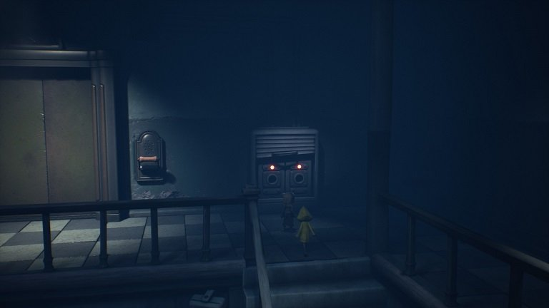 Little Nightmares II Hospital Walkthrough Guide – Fuse Box with two fuses