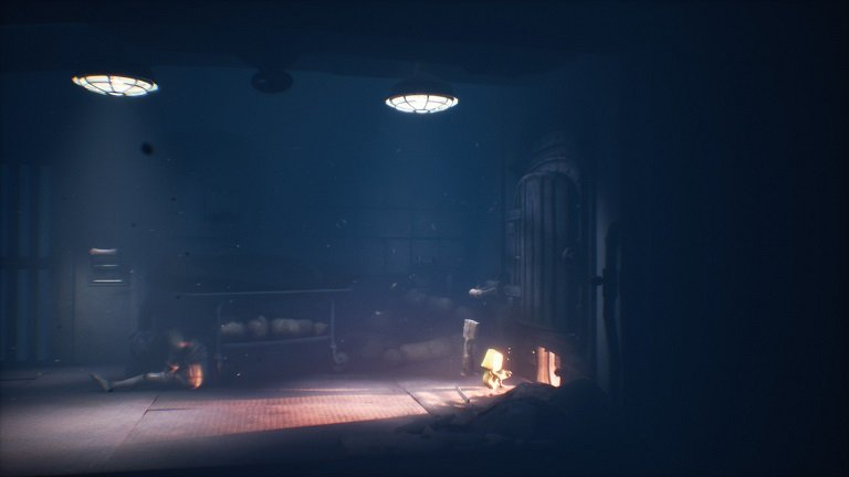 Little Nightmares II Hospital Walkthrough Guide – Kill of Spare the doctors live