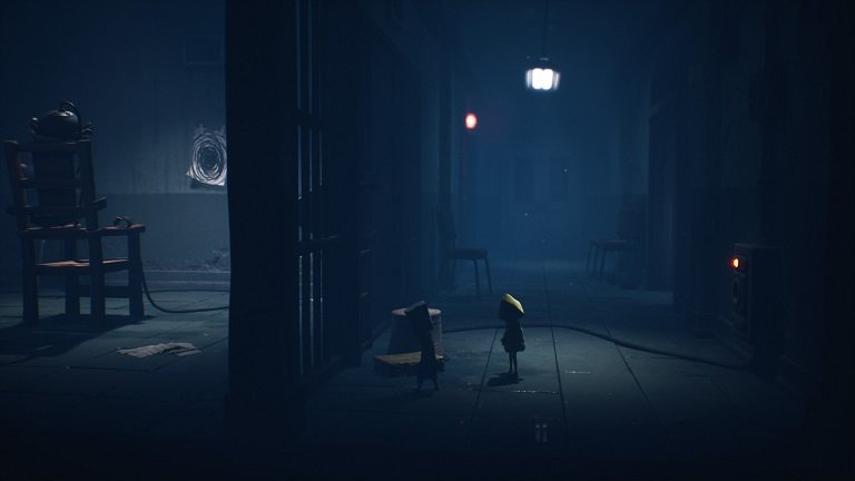 Little Nightmares II Hospital Walkthrough Guide – Mono can inspect the next room