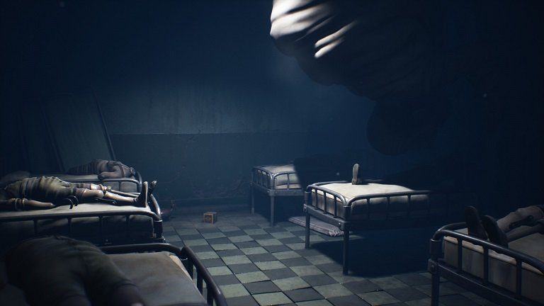 Little Nightmares II Hospital Walkthrough Guide – Mono hides under the shadows