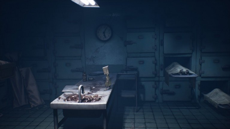 Little Nightmares II Hospital Walkthrough Guide – Mono makes to the table