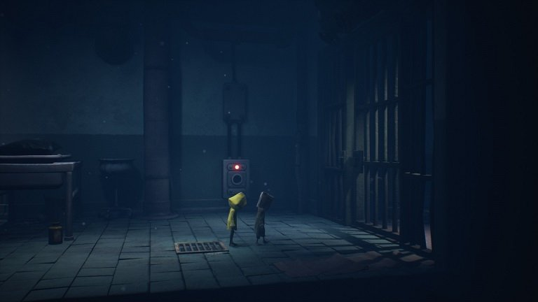 Little Nightmares II Hospital Walkthrough Guide – Need a fuse to open this door
