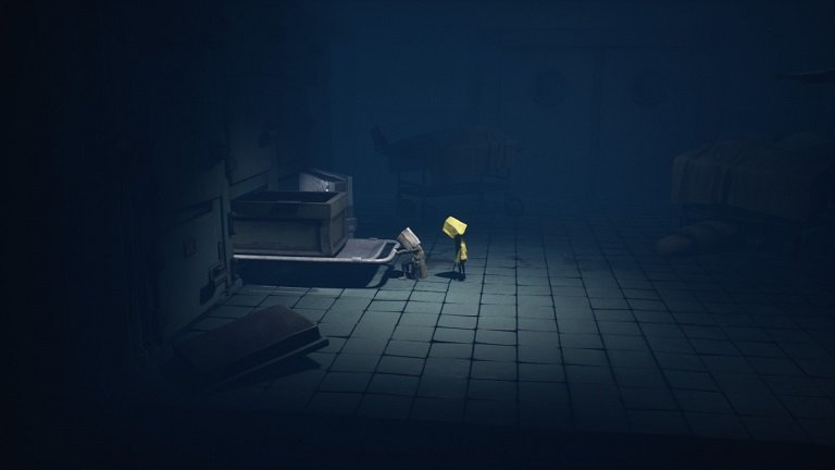 Little Nightmares II Hospital Walkthrough Guide – On this drawer is a box