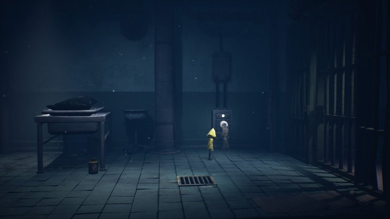 Little Nightmares II Hospital Walkthrough Guide – Put the fuse in to escape morgue
