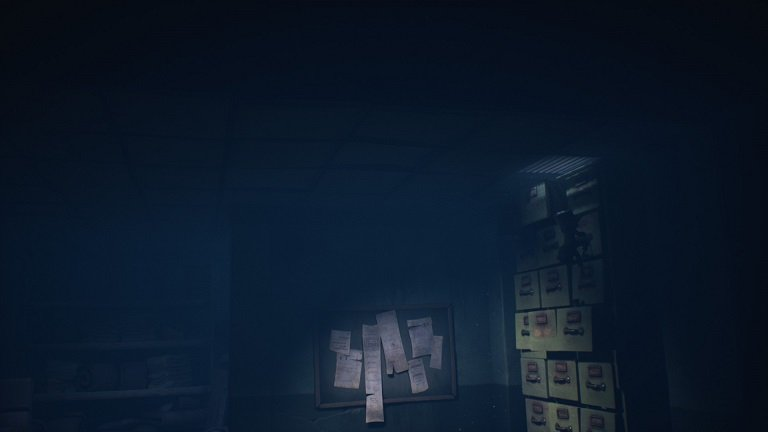 Little Nightmares II Hospital Walkthrough Guide – Start climbing the drawers