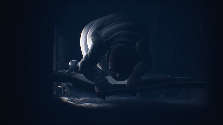 Little Nightmares II Hospital Walkthrough Guide – The doctor searching for Mono