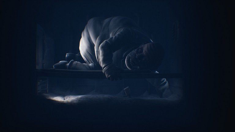 Little Nightmares II Hospital Walkthrough Guide – The doctor trying to catch Mono