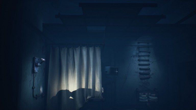 Little Nightmares II Hospital Walkthrough Guide – There is a switch on the left