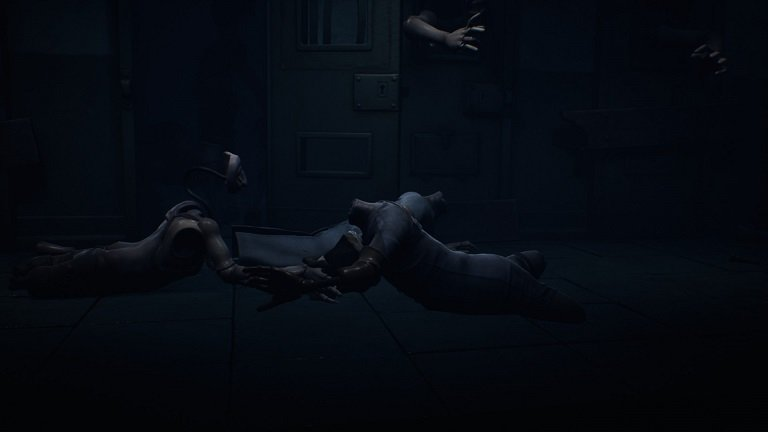 Little Nightmares II Hospital Walkthrough Guide – Watch out full size mannequins