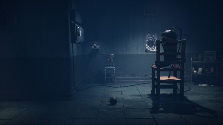 Little Nightmares II Hospital Walkthrough Guide - Room with electric chair