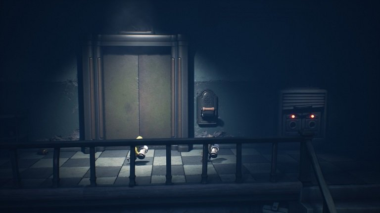 Little Nightmares II Hospital Walkthrough Guide - Taking the fuses to the main hall