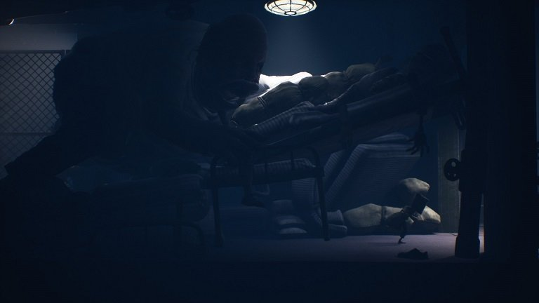 Little Nightmares II Hospital last part is a chase