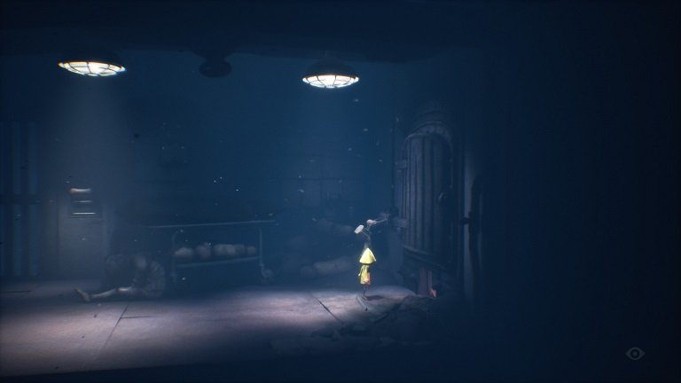Little Nightmares II Will you spare the doctor live in the Hospital part