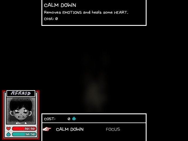Omori Walkthrough Guide – Calm down Removes Emotions and heals some heart