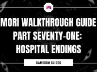 Omori Walkthrough Guide – Hospital Endings