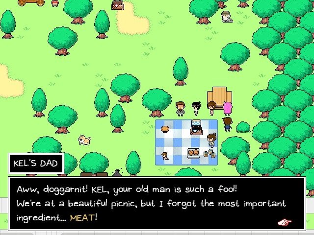 Omori Walkthrough Guide – We are at a beautiful picnic but forgot MEAT