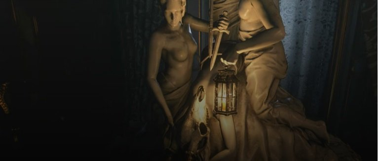 Where is the Hall Of Pleasure in Resident Evil Village?