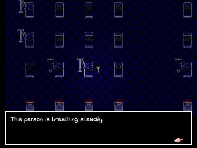 Omori Walkthrough Guide – This person is breathing steadily