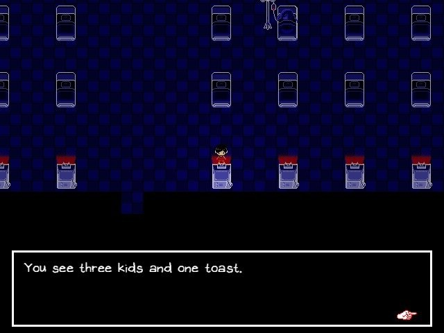 Omori Walkthrough Guide – You can see three kids and one toast