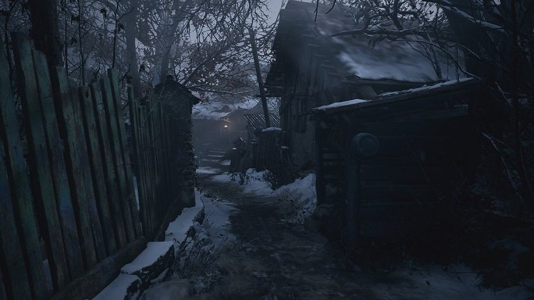 Resident Evil Village Walkthrough Guide – Part Four - Stick to the main road into the village