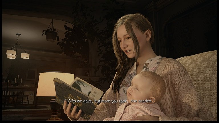 Resident Evil Village Walkthrough Guide – Part One - Gifts we gave but more you took she snarled