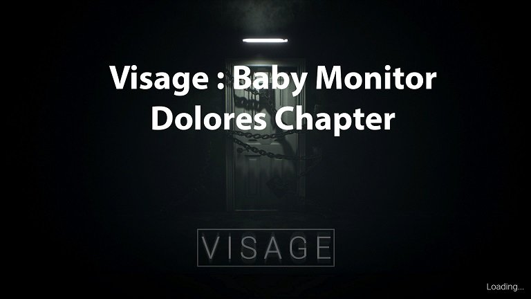Visage Baby Monitor Front