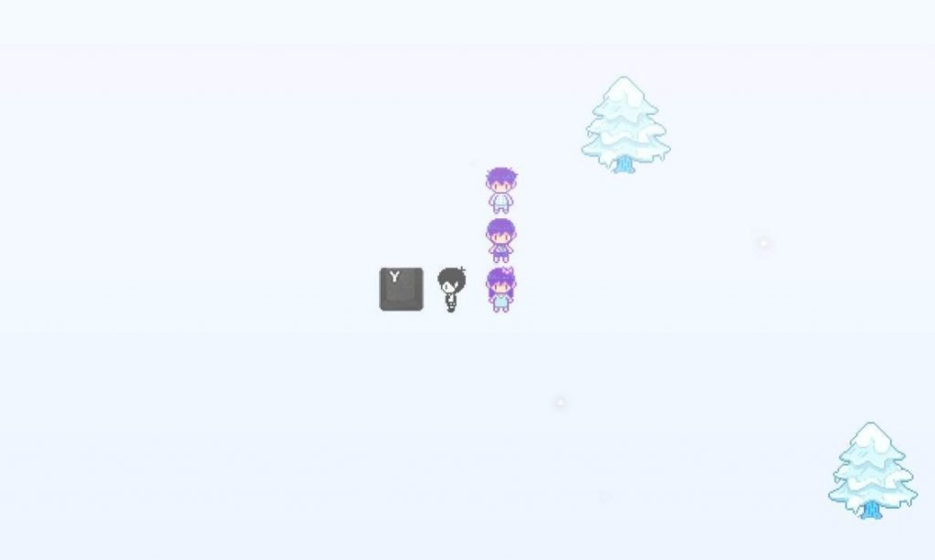 Where is the Location Y key in Omori