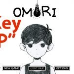 Where is the P key in Omori