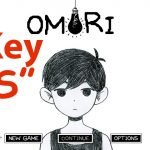 Where is the S key in Omori