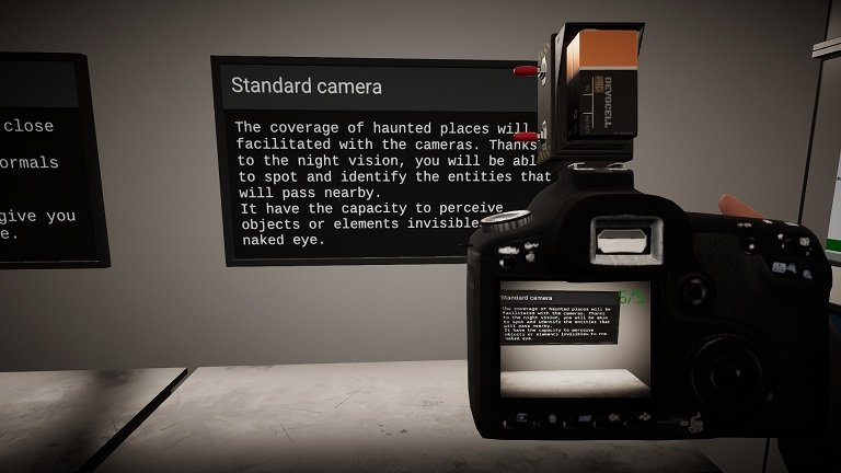 Ghost Hunters Corp Standard Camera Game Guide