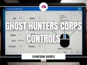 Ghost Hunters Corps Controls