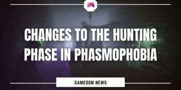 Changes To The Hunting Phase In Phasmophobia