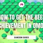 How To Get The Bees Achievement In Omori