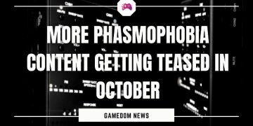 More Phasmophobia Content Getting Teased In October